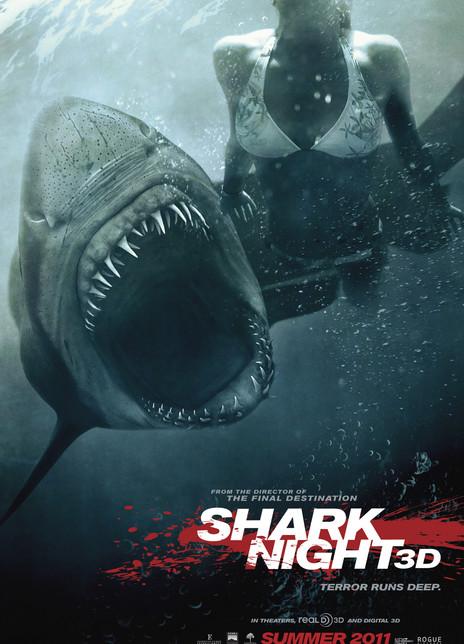 《鲨鱼惊魂夜》电影好看吗?鲨鱼惊魂夜影评及简介