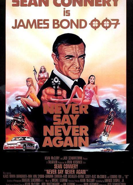 《007外传之巡弋飞弹》电影好看吗?007外传之巡弋飞弹影评及简介