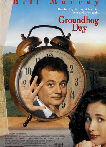 《土拨鼠之日》电影好看吗?土拨鼠之日影评及简介