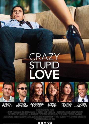 《疯狂愚蠢的爱》电影好看吗?疯狂愚蠢的爱影评及简介