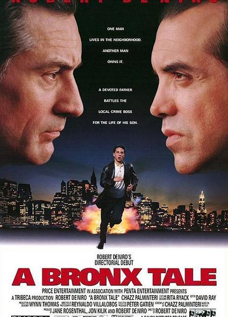 《布朗克斯的故事》电影好看吗?布朗克斯的故事影评及简介