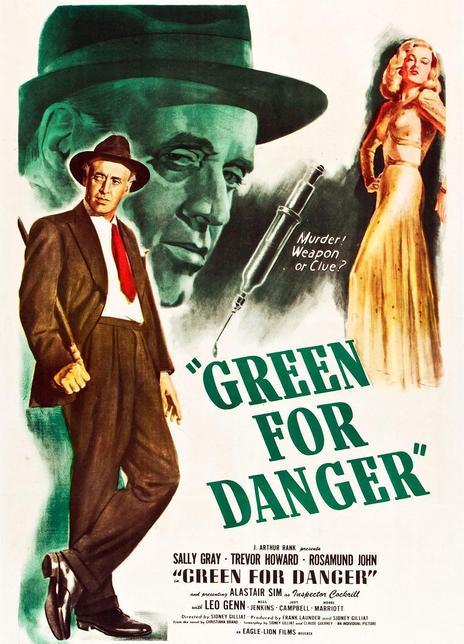 《绿色惨案》电影好看吗?绿色惨案影评及简介