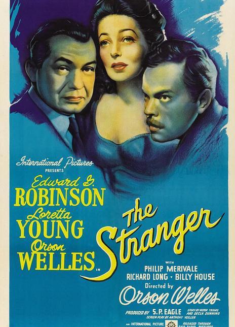 《陌生人》电影好看吗?陌生人影评及简介
