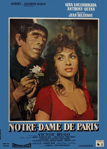 《巴黎圣母院》电影好看吗?巴黎圣母院影评及简介