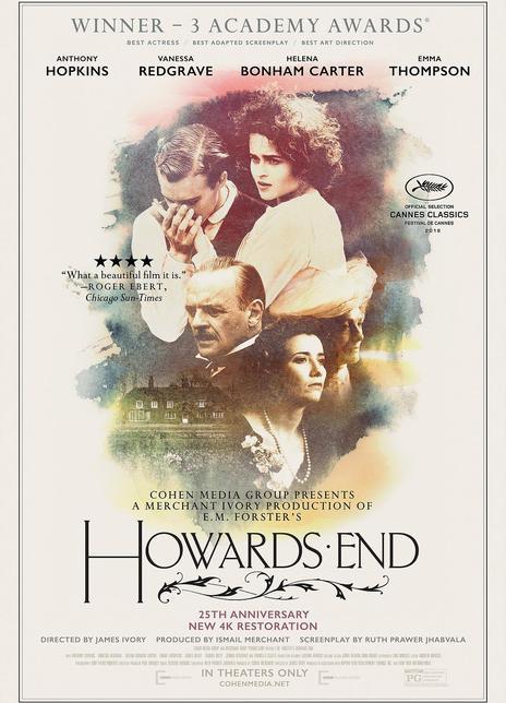 《霍华德庄园》电影好看吗?霍华德庄园影评及简介