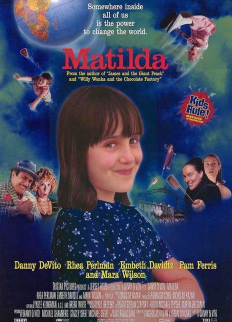 《玛蒂尔达》电影好看吗?玛蒂尔达影评及简介