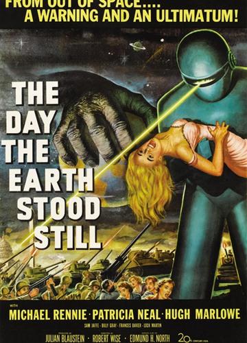 《地球停转之日》电影好看吗?地球停转之日影评及简介