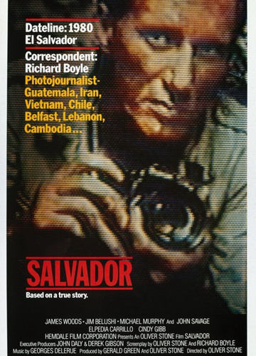 《萨尔瓦多》电影好看吗?萨尔瓦多影评及简介