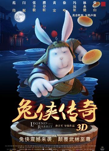 《兔侠传奇》电影好看吗?兔侠传奇影评及简介