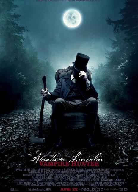 《吸血鬼猎人林肯》电影好看吗?吸血鬼猎人林肯影评及简介