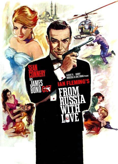 《007之俄罗斯之恋》电影好看吗?007之俄罗斯之恋影评及简介