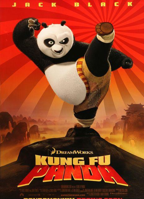 《功夫熊猫》电影好看吗?功夫熊猫影