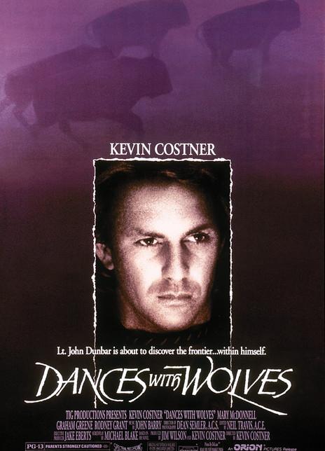 《与狼共舞》电影好看吗?与狼共舞影评及简介