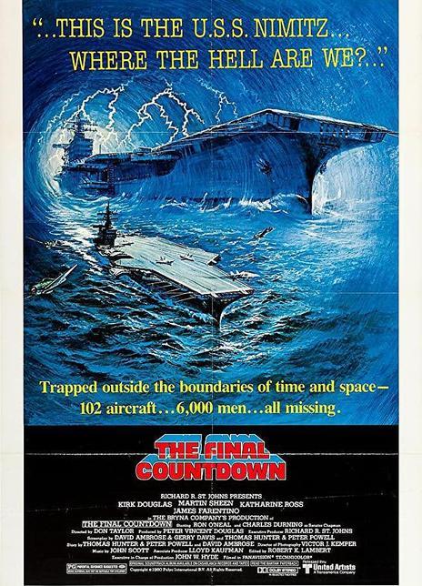 《核子航母遇险记》电影好看吗?核子航母遇险记影评及简介